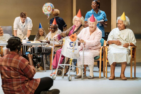 BWW Review: ALLELUJAH!, Bridge Theatre