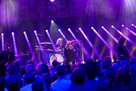 Stone Temple Pilots Perform ROLL ME UNDER Ahead Of AT&T AUDIENCE Network Concert Airing Today