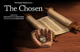 Fountain Opens 2018 Season with Newly Revised Stage Version of Chaim Potok's THE CHOSEN