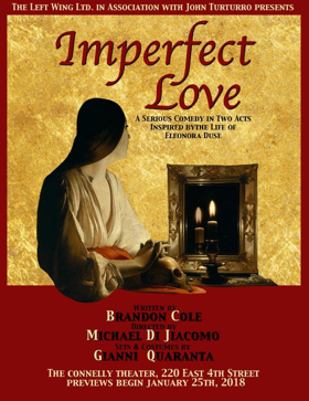 The Left Wing, In Association With John Turturro, Presents IMPERFECT LOVE