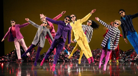 Dublin Dates Added to Dance Consortium's UK and Ireland 2019 Tour of Mark Morris Dance Group in PEPPERLAND