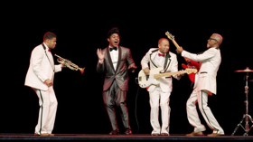 HIGHER & HIGHER: THE JACKIE WILSON STORY to Debut at Hologram USA Theater in Hollywood on Today