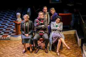 BWW Review: A BRIEF HISTORY OF WOMEN by Alan Ayckbourn at 59E59 Theaters is a Gem