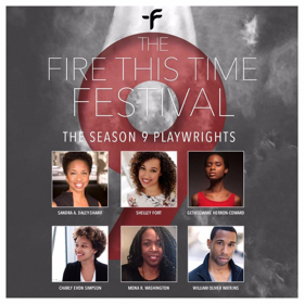 9th Annual The Fire This Time Festival Lineup Announced