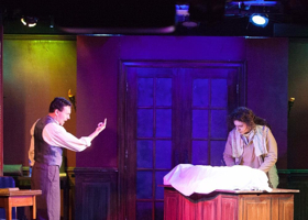 FRANKENSTEIN Extends Through March 5 at St. Lukes Theatre