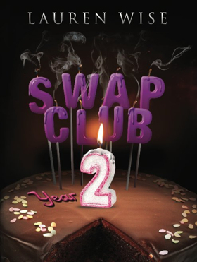 Canadian Comedy Writer Lauren Wise Releases Her Second Novel SWAP CLUB 2