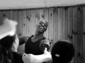 Germaul Barnes Creates New Work For Alabama Ballet