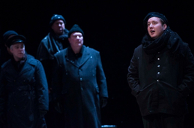 The Broad Stage presents Theater Latté Da's ALL IS CALM: THE CHRISTMAS TRUCE OF 1914