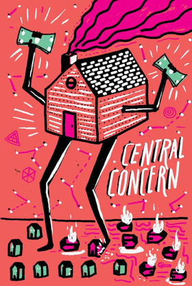 Cleveland Public Theatre and Ohio City Theatre Project Present CENTRAL CONCERN