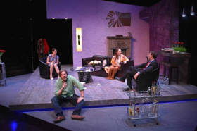 BWW Review: Lyrics Arts Produces Compelling and Contemporary GOD OF CARNAGE