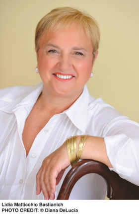 Beloved TV Personality Lidia Bastianich Comes To The Music Hall
