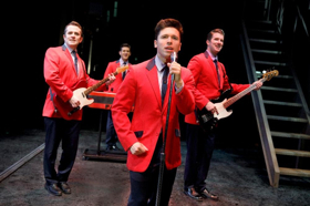 Cast Announced for Salt Lake City Run of JERSEY BOYS Tour