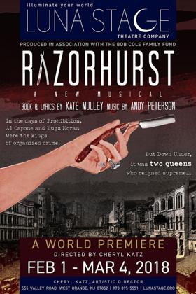 Luna Stage West Presents RAZORHURST: A New Musical