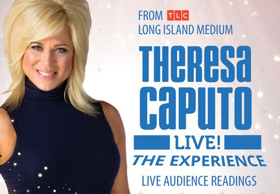 Theresa Caputo Live! The Experience Comes to the Eccles