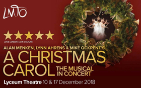 Griff Rhys Jones Will Lead London Musical Theatre Orchestra's A CHRISTMAS CAROL Concert