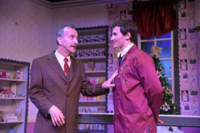 BWW Review: PARFUMERIE Takes Much Too Long to Get to the Love Story at its Heart