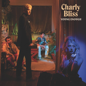 Charly Bliss Release CHATROOM Video, New Album YOUNG ENOUGH Out 5/10 via Barsuk Records
