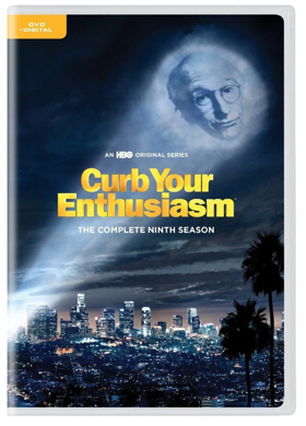 CURB YOUR ENTHUSIASM: The Complete Ninth Season Coming to DVD & Digital Download