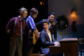 BWW Review: MILLION DOLLAR QUARTET: Rock 'n' Roll Is Here To Stay