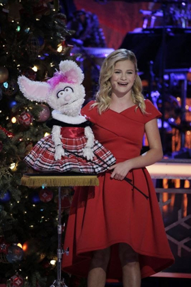 AMERICA'S GOT TALENT Winner Darci Lynne Farmer Celebrates the Holidays with TV Special