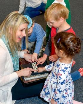 Hoff-Barthelson Music School Hosts Early Childhood Open House