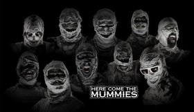 Here Come the Mummies to Play Boulder Theater This Winter