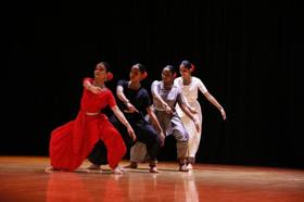Jiva Dance Presents the World Premiere of THE FOUR HORSEMEN