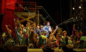 The Public Theatre Announces Free Encore Performance of RUNAWAYS at the Delacorte