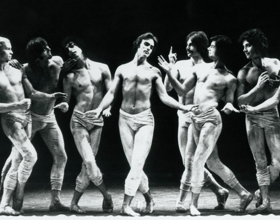 Film Society Of Lincoln Center Presents A MAN OF DANCE/VINCENT WARREN