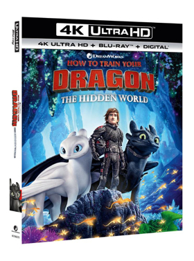 HOW TO TRAIN YOUR DRAGON: THE HIDDEN WORLD Available On Digital 5/7, 4KUltra HD, Blu-Ray, DVD,On Demand 5/21