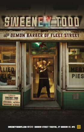 Win a Non-Speaking Role in SWEENEY TODD Off-Broadway