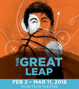 DCPA and Seattle Rep Announce Cast and Creative for THE GREAT LEAP