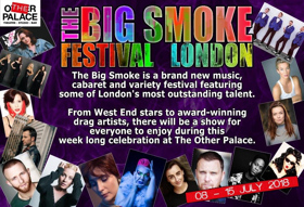 Ian Stroughair on THE BIG SMOKE FESTIVAL