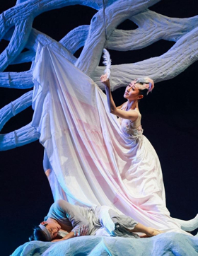 BWW Dance Review: Shanghai Dance Theatre Presents the American Premiere of SOARING WINGS at Lincoln Center