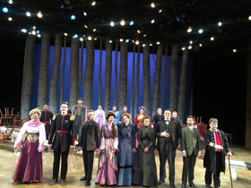 BWW REVIEW: Oklahoma City University's Department of Theatre Presents Anton Chekhov's THREE SISTERS