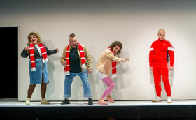 BWW Review: It's All GREEK for Me, from Scottish Opera at BAM's Next Wave Festival