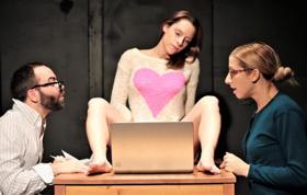 Recognize Theatre To Present EXPOSED at MCS Theatre