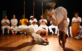 Afro Brazil Arts Presents 'Dancing' Martial Arts and Music June 8 & 9