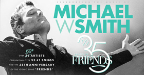 Billy Ray Cyrus, Charlie Daniels, Gavin DeGraw Join Michael W. Smith Tribute