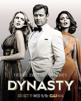 Nathalie Kelley Exits The CW's DYNASTY Reboot After Season 1