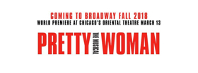 Want the Fairy Tale? Get Tickets to PRETTY WOMAN in Chicago and New York Today