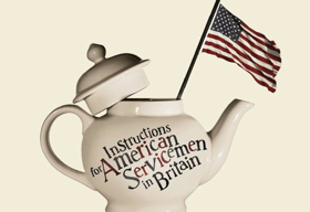 INSTRUCTIONS FOR AMERICAN SERVICEMEN IN BRITAIN Launches Brits Off Broadway At 59E59 Theaters