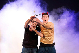 BWW Review: POTTED POTTER Quickly Swoops into The Paramount Theatre in Austin, Tx