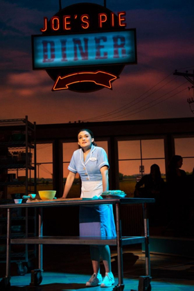 BWW Interview: Christine Dwyer as Jenna in WAITRESS on Tour