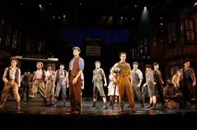 BWW Review: North Carolina Theatre's NEWSIES