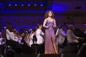 BWW Review: OPENING NIGHT AT BOSTON POPS WITH BERNADETTE PETERS