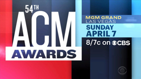 Maren Morris, Thomas Rhett, and More to Perform on the ACADEMY OF COUNTRY MUSIC AWARDS