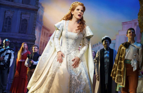 Too Darn Hot to Quit! KISS ME, KATE Extends Four Weeks