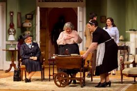 Ottawa Little Theatre Bring's Agatha Christie's A MURDER IS ANNOUNCED to Canada