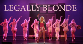 BWW Review: LEGALLY BLONDE, THE MUSICAL at UCPAC Shines Bright on the Main Stage through 1/27